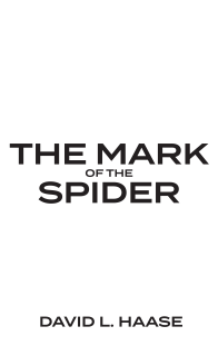 The Mark of the Spider - Title