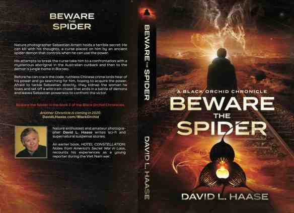 Beware the Spider - Paperback small